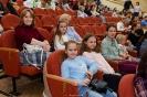 Открытие IX фестиваля Слушай и скажи во Дворце Пионеров на Воробьёвых горах